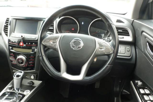 2015 SsangYong Tivoli 1.6 EX 5dr AUTOMATIC