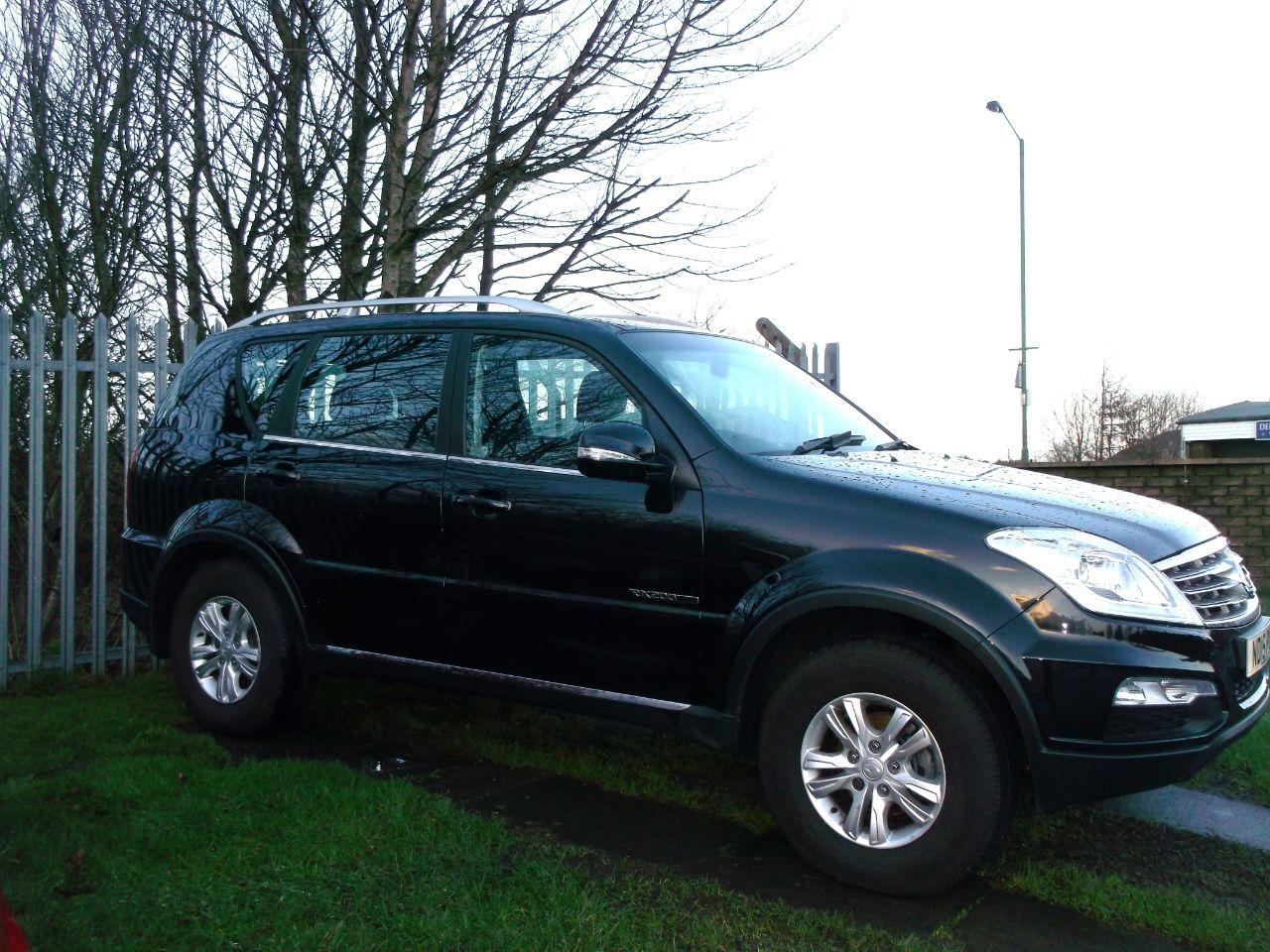 used ssangyong rexton w sx for sale in consett durham ssangyong gb. Black Bedroom Furniture Sets. Home Design Ideas