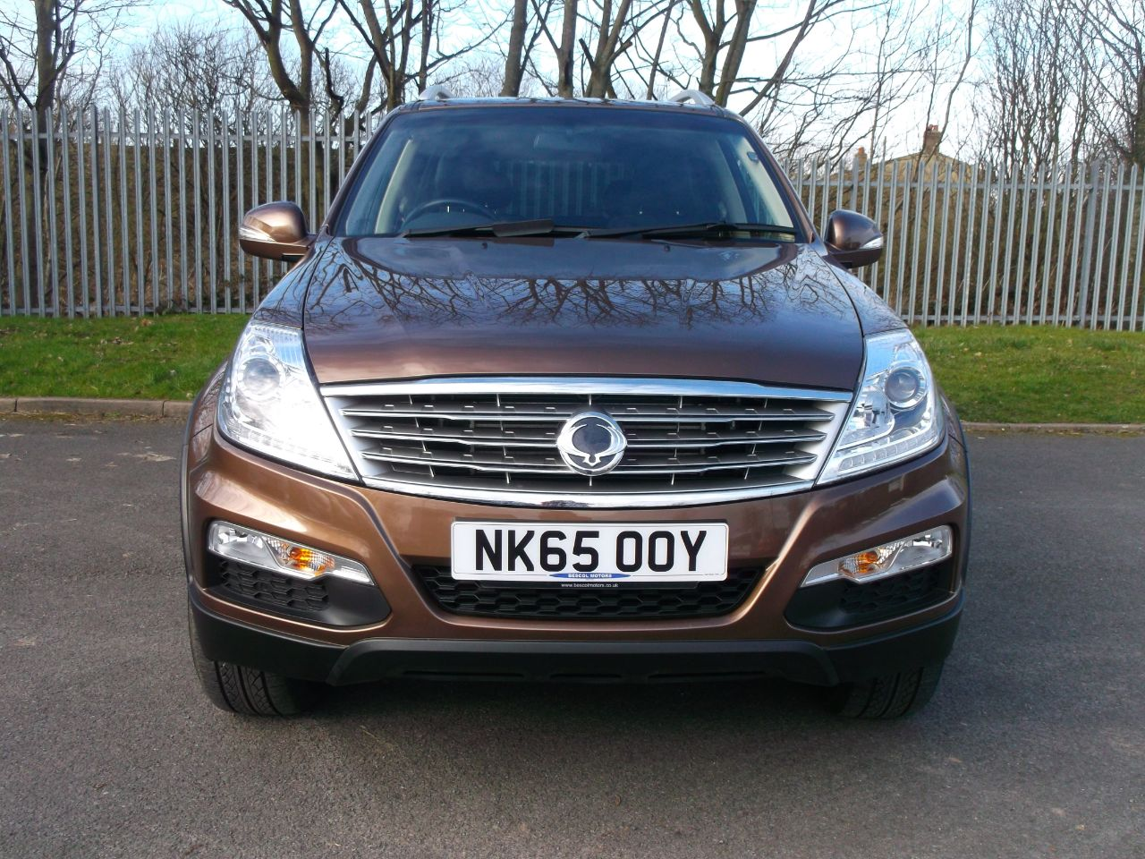 second hand ssangyong rexton w rexton elx auto for sale in consett durham ssangyong gb. Black Bedroom Furniture Sets. Home Design Ideas