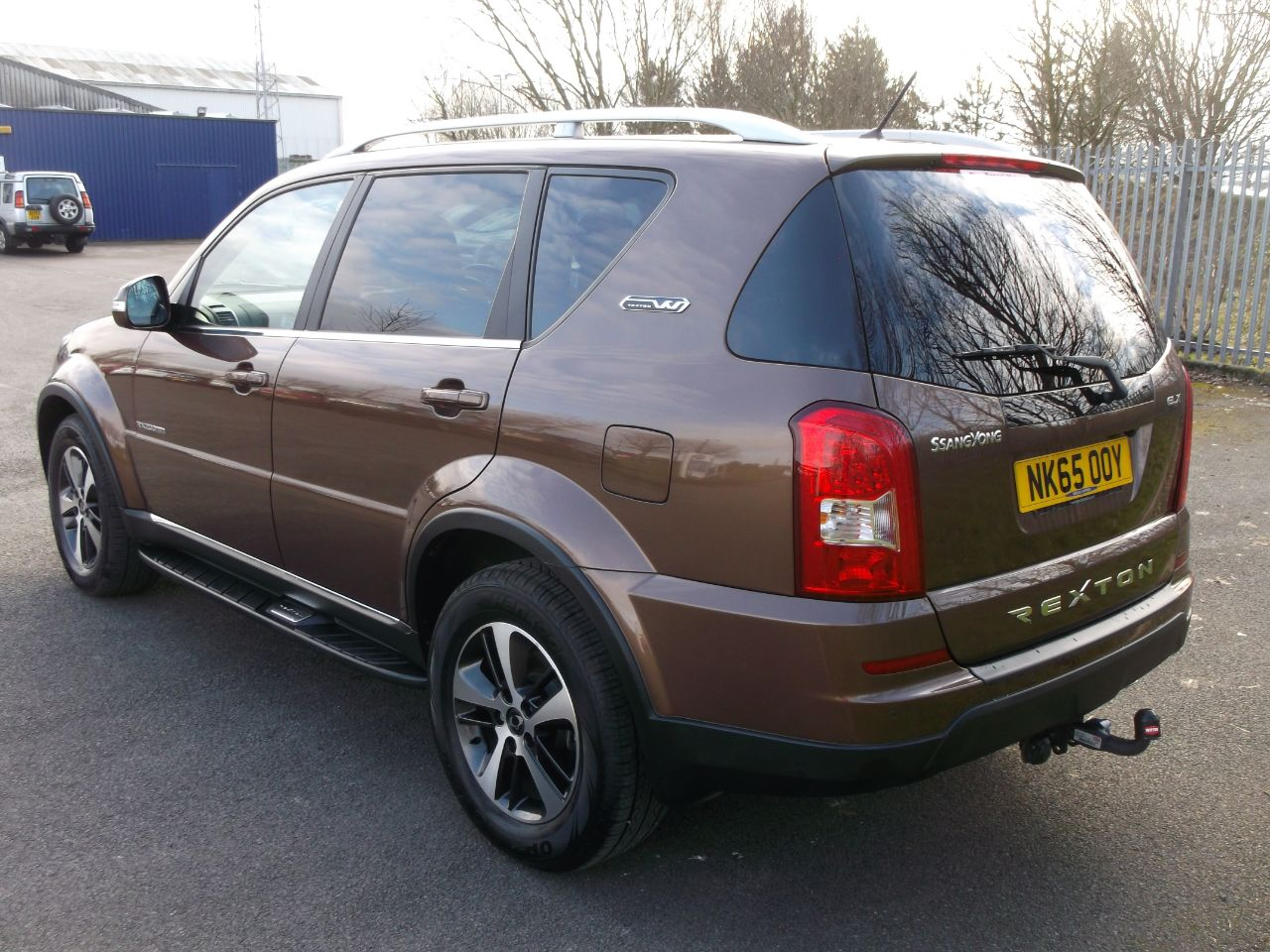 second hand ssangyong rexton w rexton elx auto for sale in. Black Bedroom Furniture Sets. Home Design Ideas
