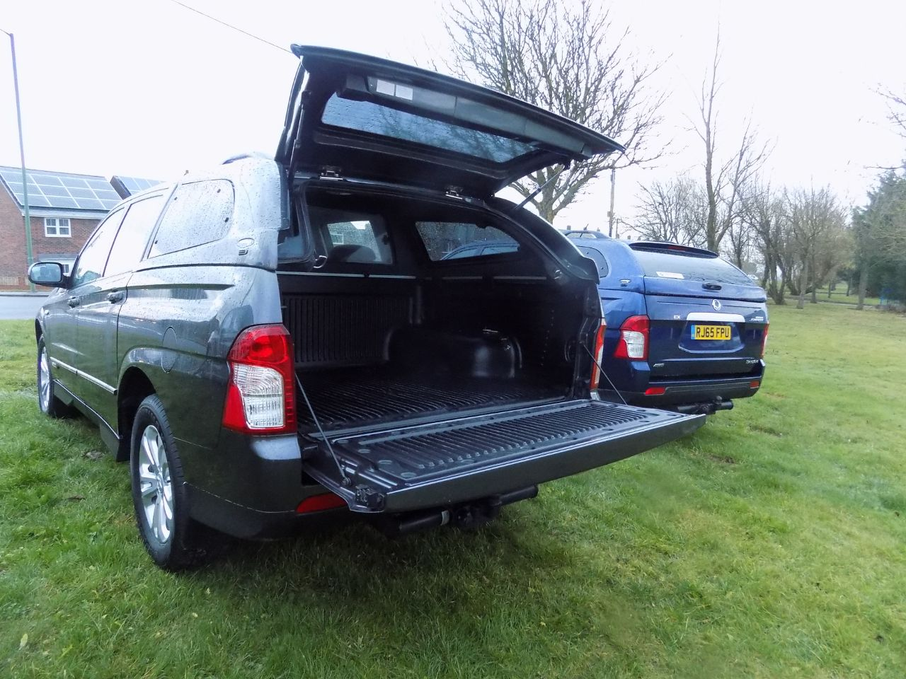 second hand ssangyong korando sport pick up ex 5dr 4wd for sale in consett durham ssangyong gb. Black Bedroom Furniture Sets. Home Design Ideas