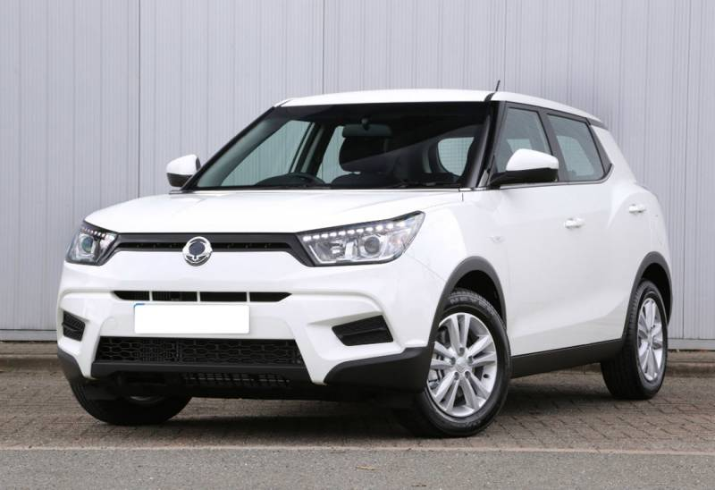 Cap Hpi Names Ssangyong Tivoli As The Cheapest Diesel Suv To Run