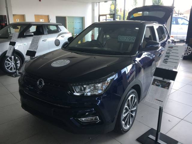 2018 SsangYong Tivoli 1.6 Petrol Ultimate - Limited Edition