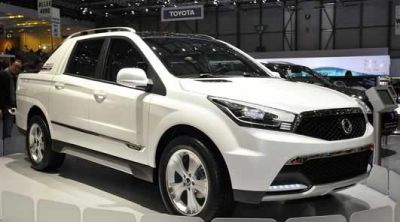 Exciting time for SsangYong UK