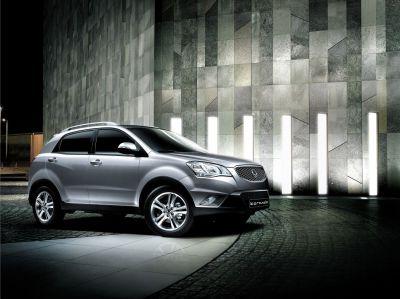 SsangYong Korando Enhanced
