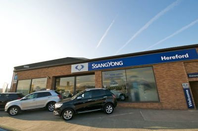 Signs of the times for new SsangYong dealers