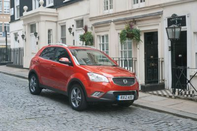 SsangYong Appoints New Dealer for Yeovil