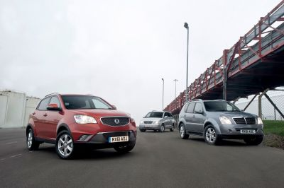 SsangYong Appoints New Dealer for Bury