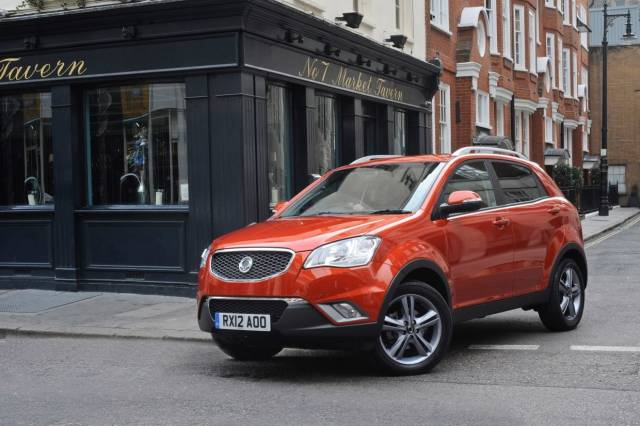 SsangYong Appoints New Dealer for Hornsea