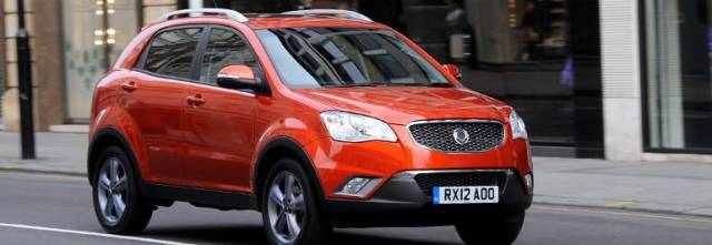 SsangYong Appoints New Dealer for Swindon