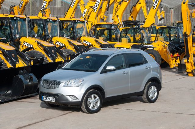 Four New Dealers Join the Expanding SsangYong Network