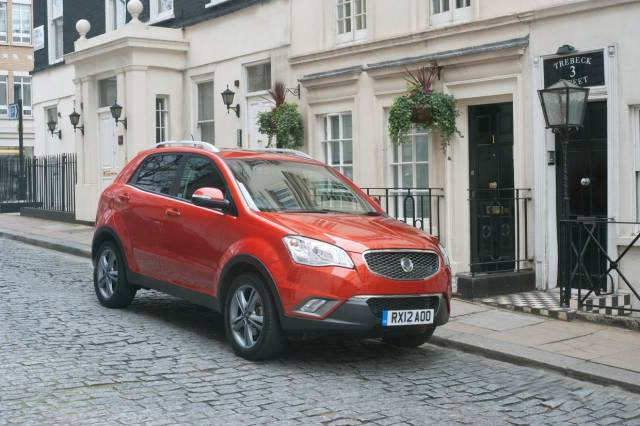 SsangYong Appoints A New Dealer for Yeovil