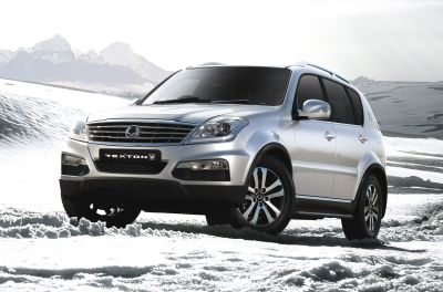 SsangYong Launches Rexton W - Serious Off-Roader Meets Smooth Urban Cruiser