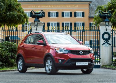 SsangYong Welcomes Chevrolet Dealers
