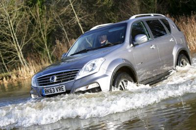 SsangYong Model Range Refreshed For 2014 - Four Models In Four Months - All Now On Sale