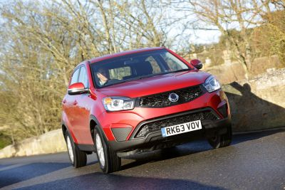 SSANGYONG APPOINTS NEW DEALER FOR EXETER