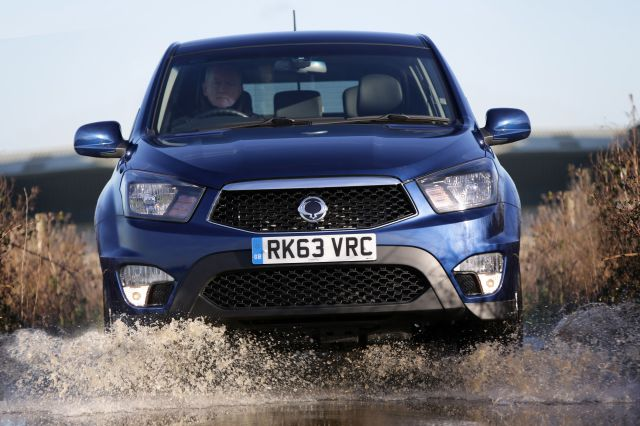 SSANGYONG APPOINTS NEW DEALER FOR ST. AUSTELL