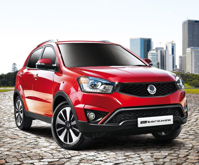 SSANGYONG LAUNCHES PCPs AND GUARANTEES FINAL VALUES