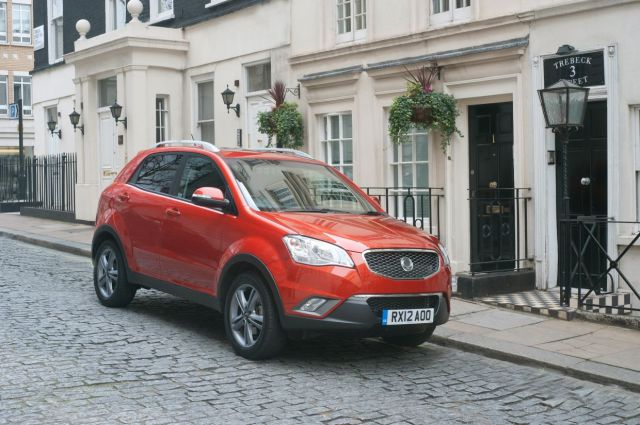 SSANGYONG APPOINTS NEW DEALER FOR BICESTER