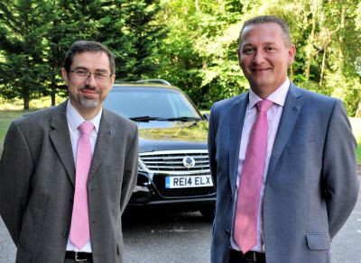 NEW APPOINTMENTS AS SSANGYONG GROWS