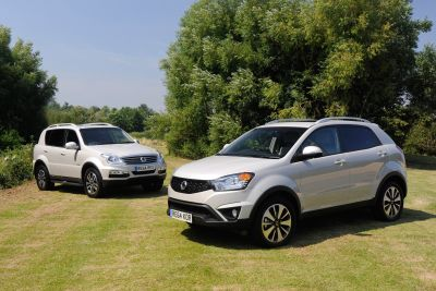 SSANGYONG CELEBRATES ITS DIAMOND ANNIVERSARY WITH TWO SPECIAL EDITIONS