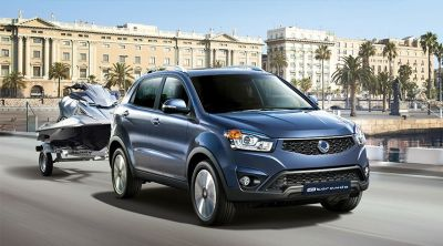 SSANGYONG APPOINTS NEW DEALER FOR PLYMOUTH