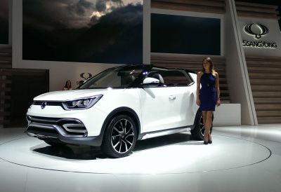 CONFIDENCE IN SSANGYONG GROWS AS 10 NEW DEALERS SIGN-UP
