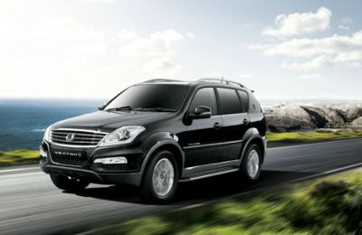 SSANGYONG APPOINTS NEW DEALER FOR FALKIRK