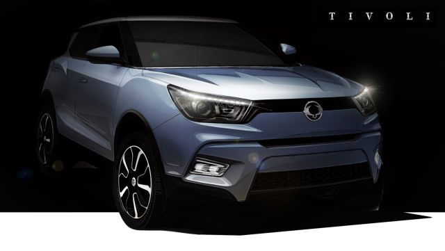 SSANGYONG REVEALS THE NAME OF ITS SOON TO BE LAUNCHED B-SEGMENT CROSSOVER