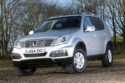 SSANGYONG LAUNCHES REXTON W CSX - A COMMERCIAL VERSION OF THE SERIOUS OFF-ROADER AND A PRAGMATIC BUSINESS DECISION