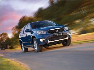 SSANGYONG APPOINTS NEW DEALER FOR JERSEY