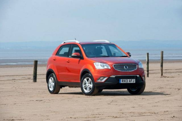 SSANGYONG SPRINGS INTO 2015 WITH SPECIAL RETAIL OFFERS