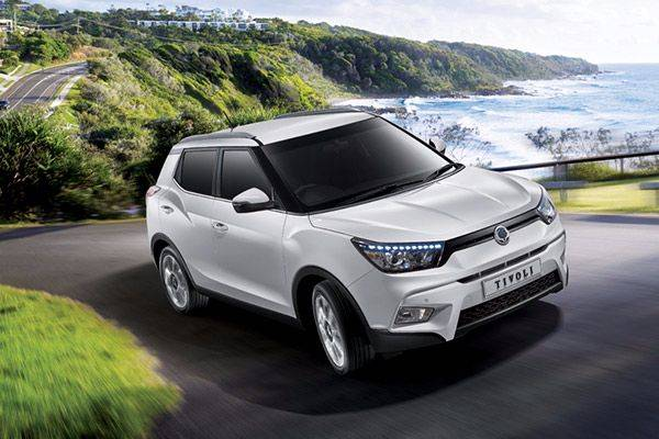 SSANGYONG APPOINTS NEW DEALER FOR RAINHAM, KENT
