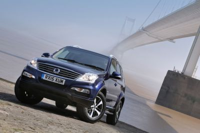 NEW RANGE-TOPPING ELX JOINS THE SSANGYONG REXTON W LINE-UP