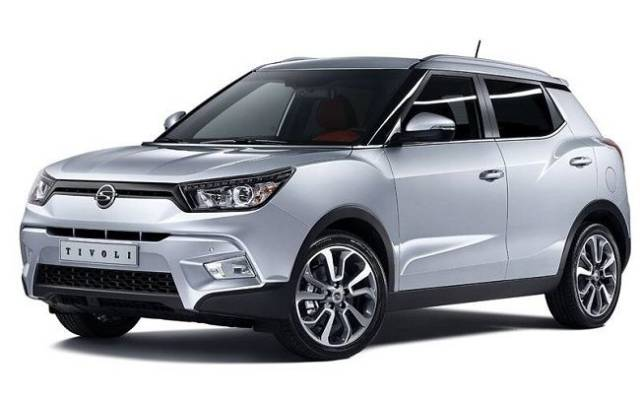 STRONG ON STYLE, SSANGYONG TIVOLI PRICED FROM JUST £12,950