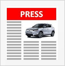 SsangYong launches the new Tivoli