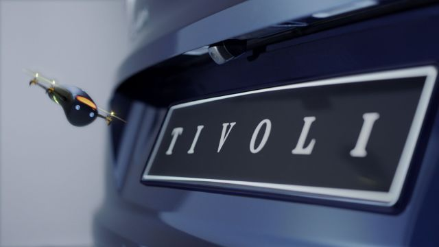 TV LAUNCH FOR SSANGYONG TIVOLI CREATES A BIT OF A BUZZ!