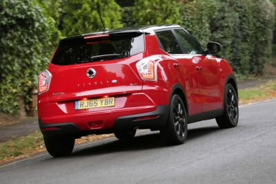 SSANGYONG BUILDS ON NEW MODELS AND EXPANDED DEALER NETWORK FOR FUTURE GROWTH