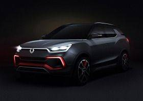 SSANGYONG TO SHOWCASE TIVOLI DIESEL AND TWO CONCEPT MODELS, XLV-AIR AND XAV-ADVENTURE AT FRANKFURT