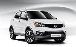 AUTUMN OFFERS FROM SSANGYONG