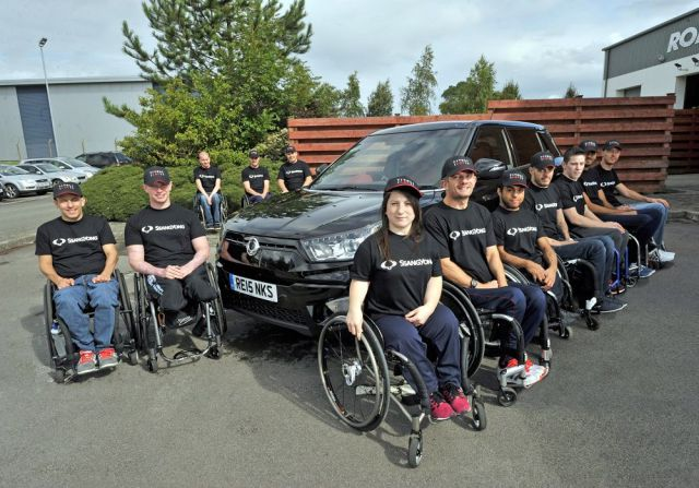 BT WWRC15 ANNOUNCES SSANGYONG AS MAJOR NEW EVENT SPONSOR