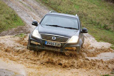 2016 SSANGYONG REXTON ARRIVES