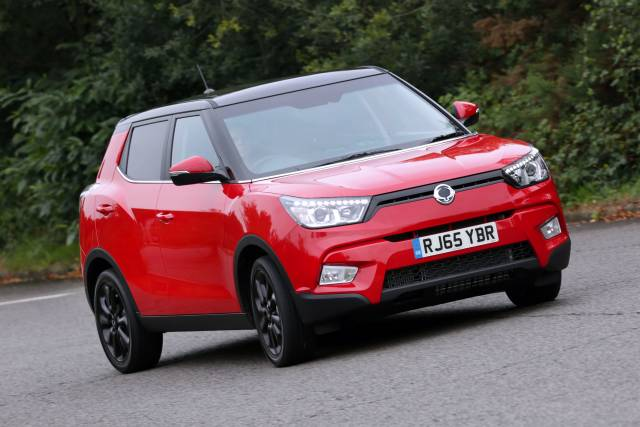 SSANGYONG TIVOLI NOW AVAILABLE ON THE MOTABILITY SCHEME