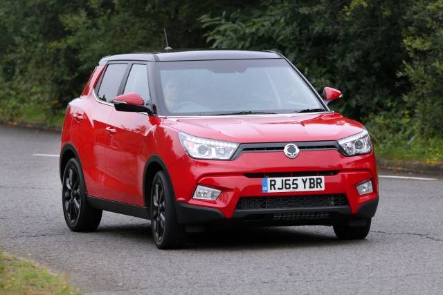 SSANGYONG APPOINTS NEW DEALER FOR FARINGDON