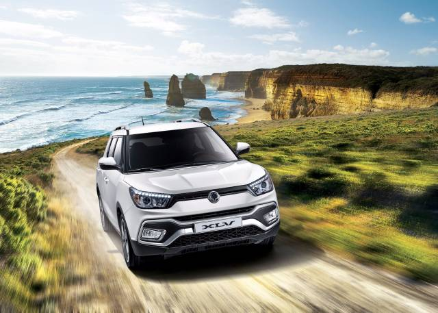 INTERNATIONAL LAUNCH: SSANGYONG EXTENDS ITS TIVOLI RANGE WITH XLV
