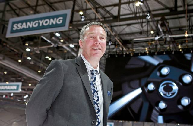 SSANGYONG STRENGTHENS AFTERSALES SERVICE BY APPOINTING NEW DIRECTOR