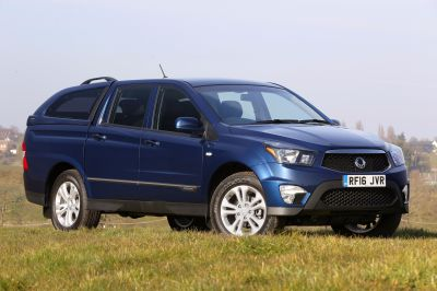 KORANDO SPORTS - LOADED WITH VALUE!