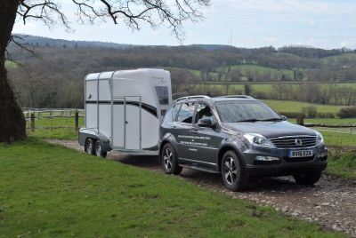 SSANGYONG TO SPONSOR THREE HORSE TRIALS IN THE SOUTH EAST OVER NEXT THREE YEARS