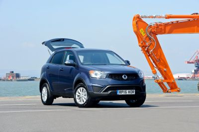 SSANGYONG ADDS 2.2 DIESEL POWER TO KORANDO LCV