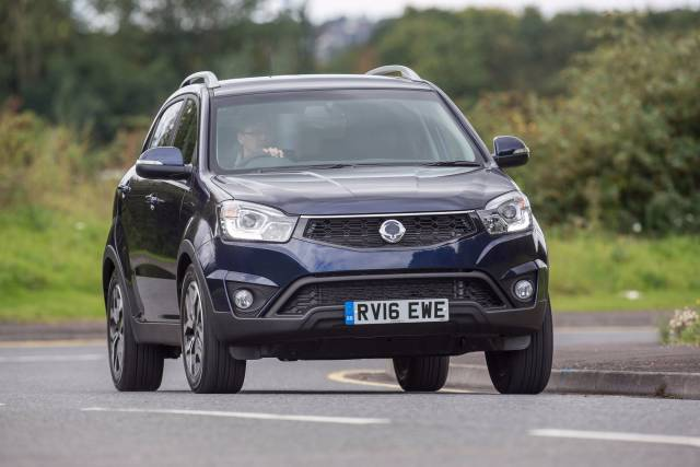 STRONG INTEREST AS SSANGYONG INTRODUCES 0%